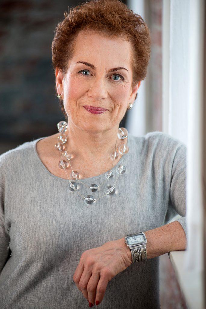 Meet Barbara Kaplan